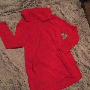 Brilliant Red Sweater 🎈❤️🚨🌶🍒🌹💄💋